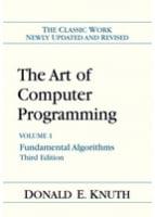 Art of Computer Programming, Volume 1: Fundamental Algorithms, 3rd Edition