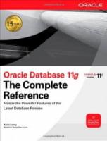 Oracle Database 11g: Справочное руководство, т.1, т.2