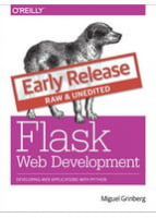 Flask Web Development Developing Web Applications with Python
