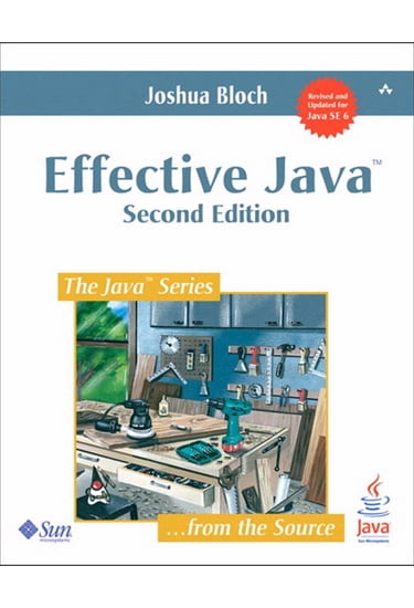Effective Java (2nd Edition) - фото 1