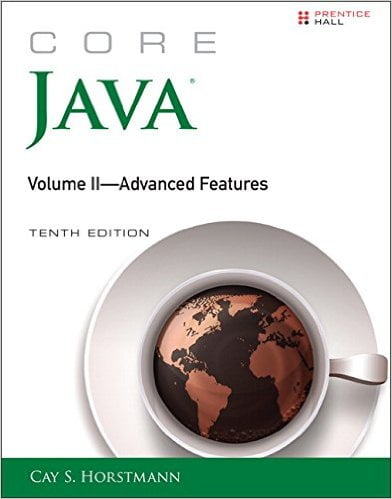 Core Java, Volume II--Advanced Features (10th Edition) - фото 1