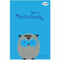Творческий блокнот Artbook B6, blue