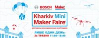 Balka Book на празднике Kharkiv Mini Maker Faire 2018