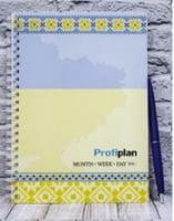 Блокнот ProfiPlan А5, квартальный, недатир. (Украина)