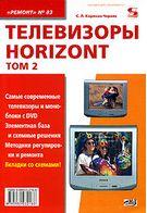 Телевизоры HORIZONT. Том 2  Вып. 83
