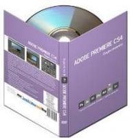 Видеокнига Premiere СS4 + (CD)