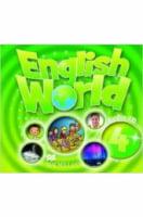 English World 4 Class Audio Cds