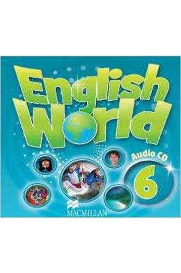 English+World+6+Class+Audio+Cds - фото 1