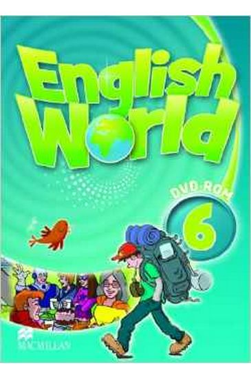 English+World+6+DVD-ROM - фото 1