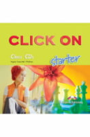 Click On Starter  Class Audio CDs (Set of 2)