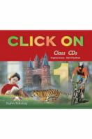 Click On 1 Class Audio CDs (Set of 4)