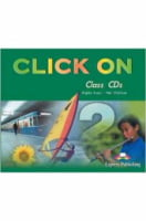 Click On 2 Class Audio CDs (Set of 3)