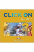 Click On 3 Class Audio CDs (Set of 5)
