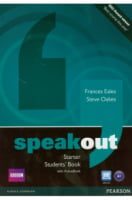 Speakout Starter Coursebook and DVD Active Book