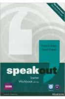 Speakout Starter Workbook with Audio CD and Key