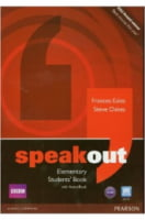 Speakout Elementary Coursebook and DVD Active Book