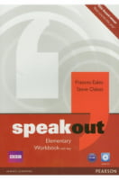 Speakout Elementary Workbook with Audio CD and Key