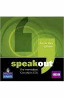 Speakout Pre-Intermediate Class Audio CD