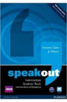 Speakout Intermediate Coursebook and DVD Active Book