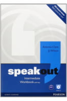 Speakout Intermediate Workbook with Audio CD and Key