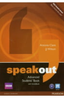 Speakout Advanced Coursebook and DVD Active Book