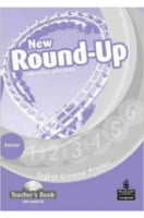 New Round-Up Grammar Practice Starter Level Teacher's Book+ Audio CD