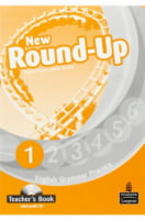 New Round-Up Grammar Practice Level 1 Teacher's Book+ Audio CD