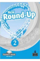 New Round-Up Grammar Practice Level 2 Teacher's Book+ Audio CD