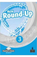 New Round-Up Grammar Practice Level 3 Teacher's Book+ Audio CD
