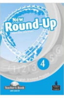New Round-Up Grammar Practice Level 4 Teacher's Book+ Audio CD