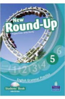 New Round-Up Grammar Practice Level 5 Student Book+CD ROM