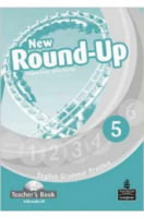 New Round-Up Grammar Practice Level 5 Teacher's Book+ Audio CD