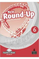 New Round-Up Grammar Practice Level 6 Teacher's Book+ Audio CD