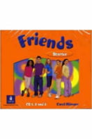 Friends Starter Level Class Audio CDs