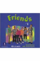 Friends 1 Class Audio CDs