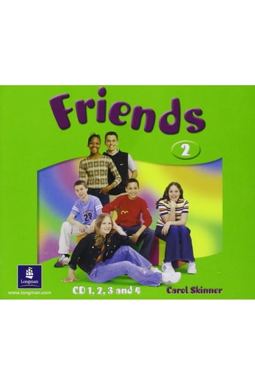 Friends 2. Activity book [pdf] все для студента.
