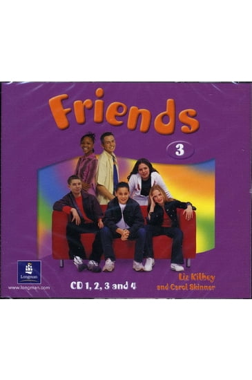 Купить friends 1 audio cds с доставкой.