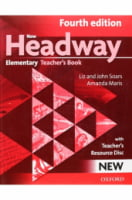 New Headway, 4th Edition Elementary Teacher's Book & Resource Disk Pack