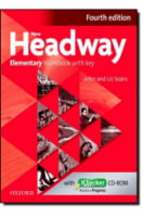 New Headway, 4th Edition Elementary Workbook with Key & iChecker CD Pack