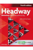 New Headway, 4th Edition Elementary Workbook without Key & iChecker CD Pack