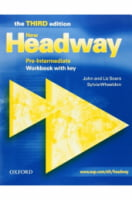 New Headway 3rd Ed Pre-Int Workbook with key