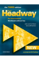 New Headway 3rd Ed Pre-Int Workbook without key