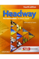 New Headway, 4th Ed Pre-Int Student's Book Pack and iTutor DVD-ROM