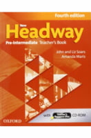 New Headway, 4th Ed Pre-Int Teacher's Resource Disc Pack