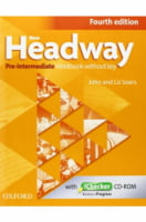 New Headway, 4th Ed Pre-Int Workbook without Key and iChecker CD Pack