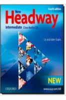 New Headway, 4th Edition Intermediate Class Audio CDs (3)