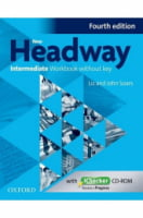 New Headway, 4th Edition Intermediate Workbook without Key & iChecker CD Pack