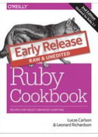 Ruby Cookbook Recipes for Object Oriented Scripting