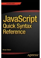 JavaScript Quick Syntax Reference