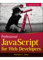 Professional JavaScript for Web Developers (3th edition)
